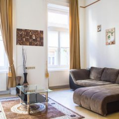 Апартаменты Senator Apartments Budapest Улучшенные апартаменты с различными типами кроватей фото 6