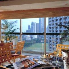 Отель Fairmont Singapore 5* Номер Делюкс фото 3