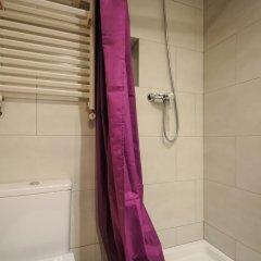 Отель Aragón Барселона ванная