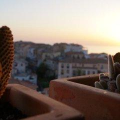 Отель Il Vicolo Di Pizzo Пиццо балкон