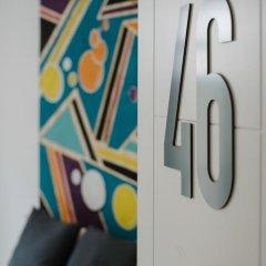 Отель Off Beat Guesthouse 2* Стандартный номер с двуспальной кроватью (общая ванная комната) фото 21
