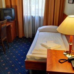 Hotel Europa City 3* Стандартный номер с двуспальной кроватью фото 5