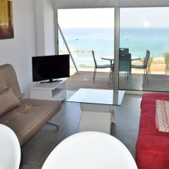 Отель Oceanview Apartment 172 Кипр, Протарас - отзывы, цены и фото номеров - забронировать отель Oceanview Apartment 172 онлайн комната для гостей фото 5