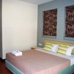 Отель Jomtien Morningstar Guesthouse 2* Стандартный номер с различными типами кроватей фото 2