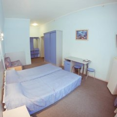 Гостиница Эдельвейс Стандартный номер с 2 отдельными кроватями