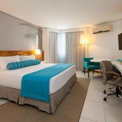 Отель Best Western PREMIER Maceió 4* Улучшенный номер с двуспальной кроватью фото 5