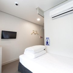 K-Grand Hotel & Guest House Seoul 2* Стандартный номер с различными типами кроватей фото 3