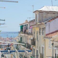 Отель Stories of Lisbon пляж