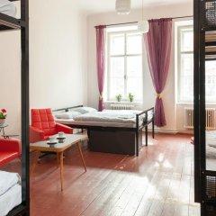 Hostel Fleda Кровать в общем номере фото 4