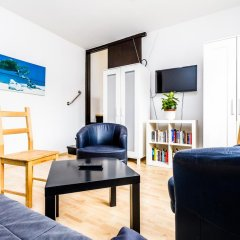Апартаменты Apartment Köln Weidenpesch Кёльн комната для гостей фото 2