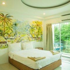 Отель Thai Royal Magic Стандартный номер с различными типами кроватей фото 13