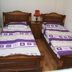 Inter Hostel Номер с различными типами кроватей (общая ванная комната)