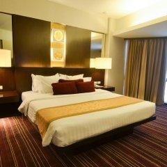 Ambassador Bangkok Hotel 4* Улучшенный номер фото 25