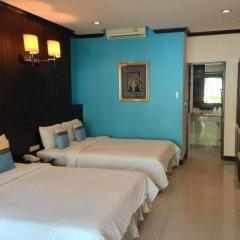 Отель Grand Thai House Resort 3* Стандартный семейный номер с двуспальной кроватью фото 5