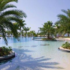 Отель Mandarin Oriental Sanya Санья приотельная территория