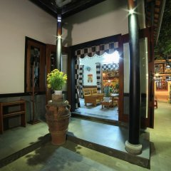 Отель Quang Xuong Homestay интерьер отеля