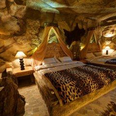 Отель Caves Beach Resort Hurghada - Adults Only - All Inclusive 4* Стандартный номер с различными типами кроватей фото 2
