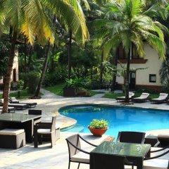 Отель Coconut Creek Гоа бассейн