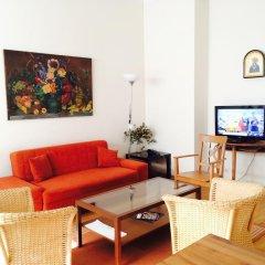 Апартаменты Gogol Apartment комната для гостей
