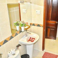 Nguyen Khang Hotel 2* Стандартный номер с различными типами кроватей фото 7