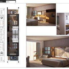 Отель Nirvana Lagoon Villas Suites & Spa 5* Люкс с различными типами кроватей фото 5
