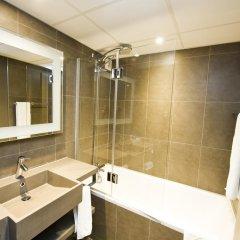 Отель Novotel Antwerpen 3* Стандартный номер с различными типами кроватей фото 8