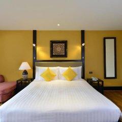 Отель Andaman White Beach Resort 4* Улучшенный номер с двуспальной кроватью фото 3