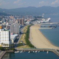 Отель Beppu Fujikan Беппу пляж
