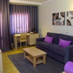 Albufeira Sol Hotel & Spa 4* Люкс с различными типами кроватей фото 15