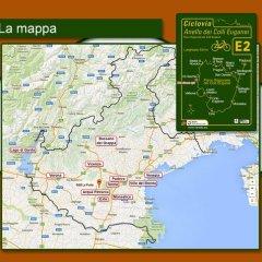 Отель B&B La Punta Италия, Лимена - отзывы, цены и фото номеров - забронировать отель B&B La Punta онлайн интерьер отеля фото 2