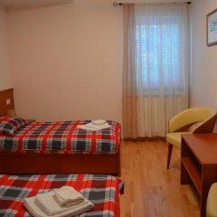 Отель Gostinstvo Tomex 3* Стандартный номер с различными типами кроватей фото 2