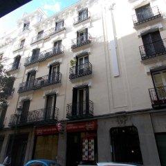Отель Hostal Dulcinea Мадрид