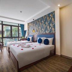 Holiday Emerald Hotel 3* Стандартный семейный номер с двуспальной кроватью фото 2