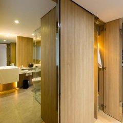 Отель Ad Lib 4* Стандартный номер с различными типами кроватей фото 16