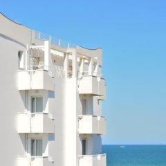 Hotel Aristeo Римини пляж фото 2