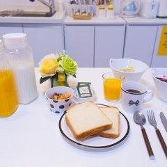 Отель Stay Now Guest House Hongdae Стандартный номер с различными типами кроватей фото 5