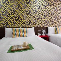 ECFA Hotel Ximen 2* Стандартный номер с различными типами кроватей фото 17