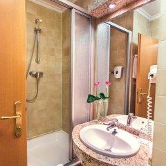 Erzsebet Hotel City Center 3* Стандартный номер с различными типами кроватей фото 8