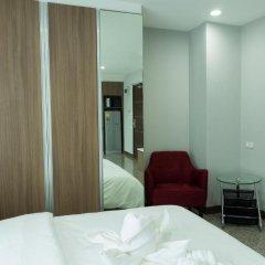 Апартаменты Modernbright Service Apartment Бангламунг комната для гостей фото 2