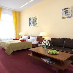 Отель ABENDSTERN Берлин комната для гостей фото 5