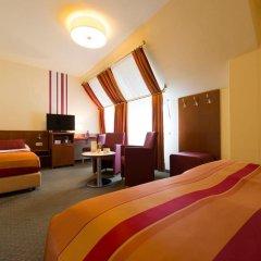 arte Hotel Wien Stadthalle 4* Стандартный номер с различными типами кроватей фото 3