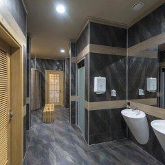 Ramada by Wyndham Cappadocia Турция, Ортахисар - отзывы, цены и фото номеров - забронировать отель Ramada by Wyndham Cappadocia онлайн ванная