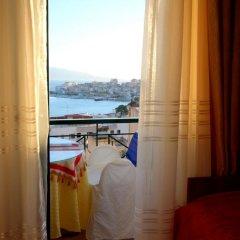 Hotel Olympia Саранда балкон