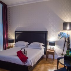 Отель Minerva Relais 3* Номер Делюкс фото 14