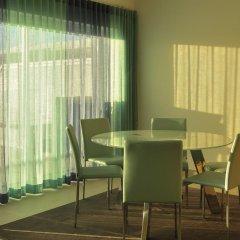 Отель Sea View Dupplex Silver Coast питание