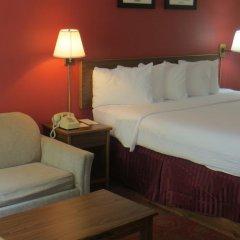 Отель Days Inn by Wyndham Gatlinburg On The River 2* Стандартный номер с различными типами кроватей