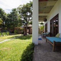 Отель An Bang Garden House Вилла Делюкс с различными типами кроватей фото 14