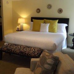 Отель The Mount Vernon Inn 2* Стандартный номер с различными типами кроватей