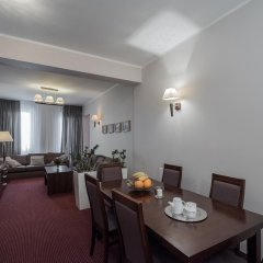 Отель JASEK Вроцлав в номере фото 2