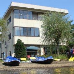 Отель Lake Side Inn Fujinami Яманакако детские мероприятия фото 2